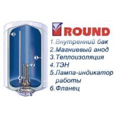 Бойлер ROUND Standart 50 VRM