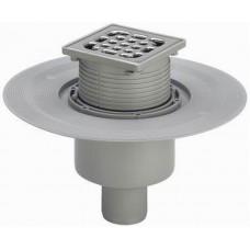 Трап с вертикальным отводом, гидрозатвор,  DN 100 Viega, 557201