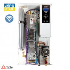 Электрический котел TENKO Премиум Плюс 12_380 Grundfos