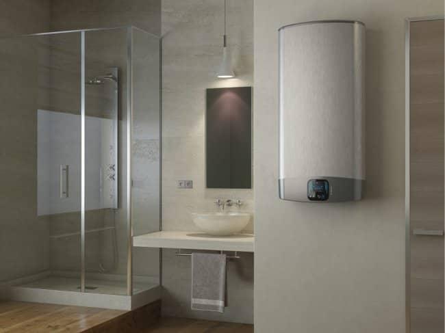 Вертикальный бойлер Ariston ABS Velis EVO PW 100 V для ванной